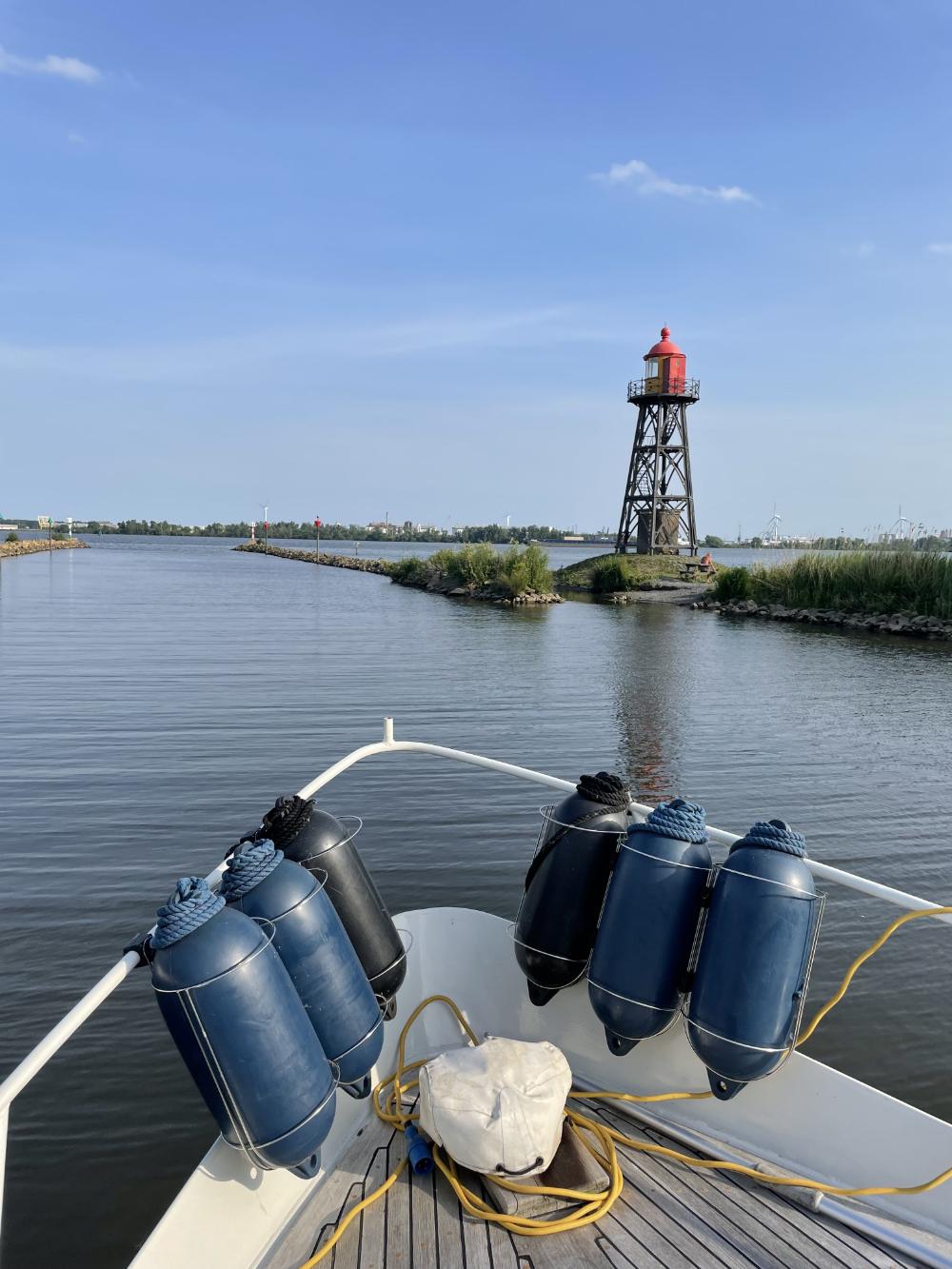 Rondvaart Rotterdam Gezinskruiser