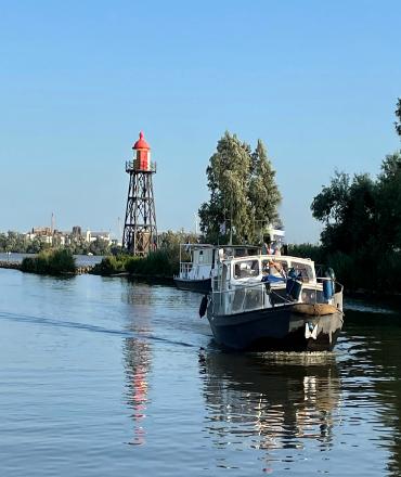 't Schuitje - Boot huren in Rotterdam